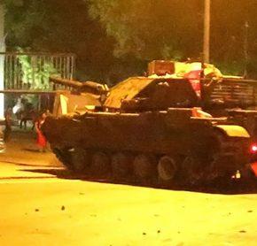 Tureccy nacjonaliści zaniepokojeni ewentualnym udziałem Amerykanów w próbie zamachu stanu