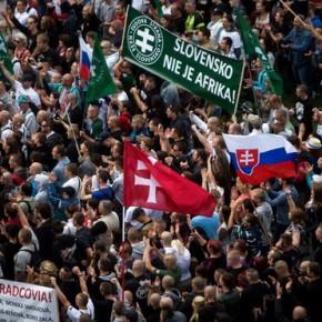 Słowacja odrzuca obowiązkowe kwoty uchodźców