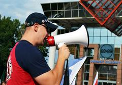 """""""Młodzież przeciwko totalitarnej demokracji"""": przemówienie AN Częstochowa"""