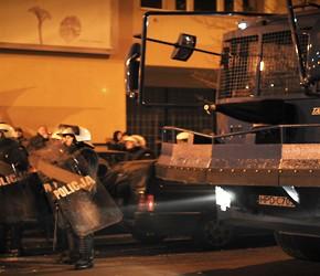 Błaszczak krytykuje list policjantów w sprawie kibiców