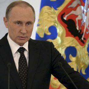 Putin: Syryjskie władze nie stoją za atakiem chemicznym w Chan Szajchun