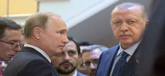 Erdoğan rozczarowany Bidenem. Chce zbliżenia z Putinem