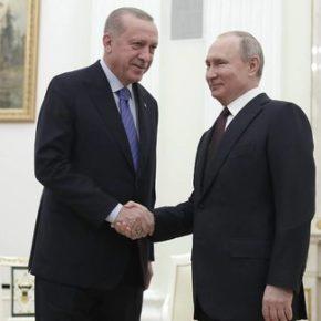 Rosja i Turcja uzgodniły zawieszenie broni w Idlib