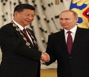 Chińczycy zachwalają współpracę z Rosją