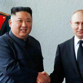 Rozmowy Putina z Kimem bez konkretów