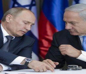 Putin dyscyplinuje Izrael w sprawie Syrii