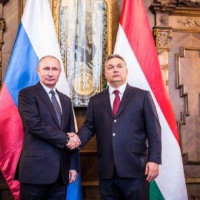 Putin po raz drugi odwiedził Budapeszt
