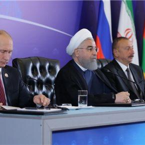 Putin z wizytą w Teheranie