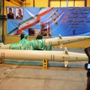 Iran zaprezentował pociski z napędem nowej generacji