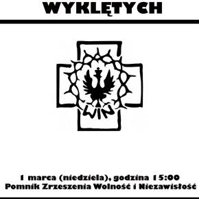 Zaproszenie: Narodowy Dzień Pamięci Żołnierzy Wyklętych w Radomiu (01.03.2015)