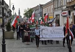 Radom: Marsz Rotmistrza Pileckiego