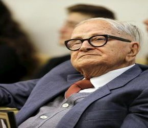 Schwytał Eichmanna, chwali Alternatywę dla Niemiec
