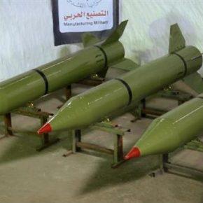 Palestyńczycy wykorzystali nową broń