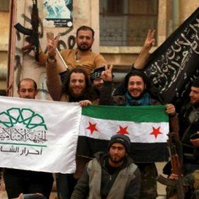 """Zaostrza się konflikt między """"rebeliantami"""" w północnej Syrii"""