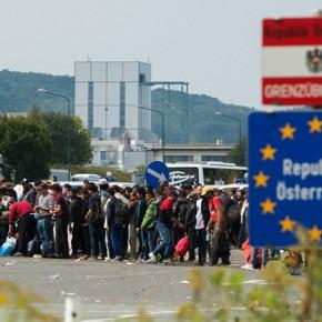 Austria odrzuca wnioski azylantów