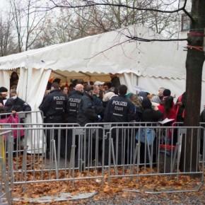 Chrześcijanie wypędzeni z ośrodka dla imigrantów w Berlinie
