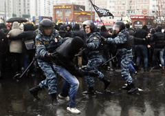 Prezydent Rosji zapowiada wzmożenie represji wobec nacjonalistów