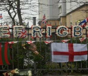 Londyn chce usunąć pomnik żołnierza zabitego przez islamistę