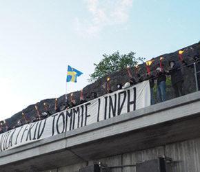 Szwecja: Nacjonaliści upamiętnili zamordowanego towarzysza