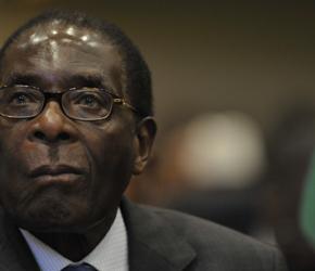 Mugabe zaprasza zagranicznych inwestorów
