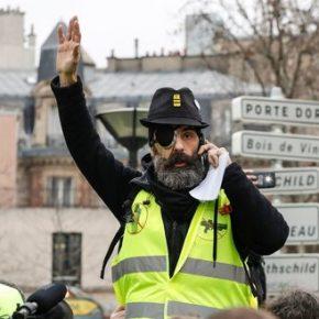 """""""Żółte kamizelki"""" przeciwko brutalności policji"""