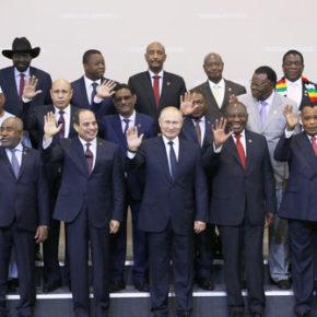 Pierwszy szczyt Rosji z Afryką