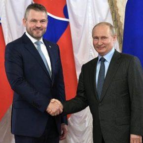 Słowacja rozwija współpracę energetyczną z Rosją
