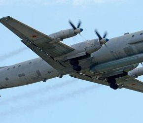 Izrael odpowiedzialny za zestrzelenie rosyjskiego samolotu