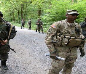 Rosja odpowie na amerykańskie wojska na Ukrainie