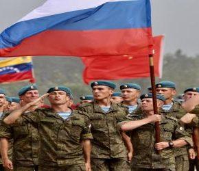 Trump chce wyrzucić Rosjan z Wenezueli