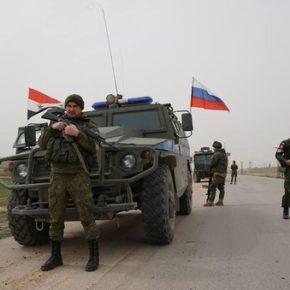 Rosja ma zapobiec walkom Turków z Syryjczykami