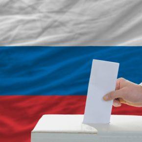 """""""Jedna Rosja"""" zwycięzcą rosyjskich wyborów parlamentarnych"""