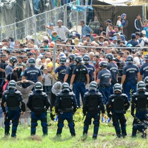 Niemiecka organizacja tropi przemoc wobec imigrantów