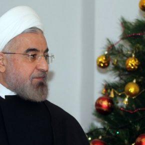 Świąteczne życzenia od prezydenta Iranu