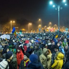 Rumunia: Protesty przeciwko częściowej depenalizacji korupcji