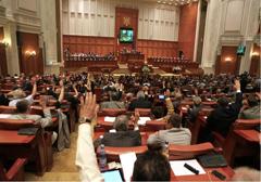 rumunia-parlament
