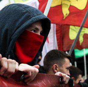 """Rosja: """"Ruski Marsz"""" przeszedł mimo represji (+foto)"""