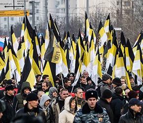 """Rosja: """"Ruski Marsz"""" w Moskwie (+foto)"""