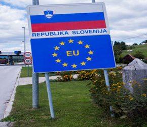 Imigranci szturmują granicę Słowenii