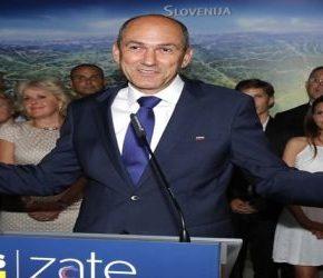 Słoweńska prawica wygrała wybory