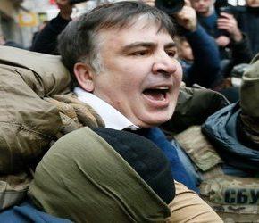 Saakaszwili uwolniony z rąk ukraińskich służb (AKTUALIZACJA)