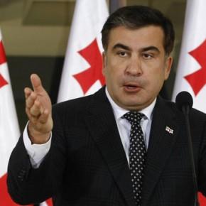 Saakaszwili oskarżył ukraińskie władze o korupcję