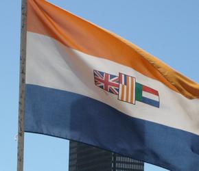 Fundacja Mandeli chce zakazać starej flagi RPA