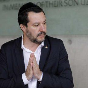 Netanjahu pochwalił Salviniego