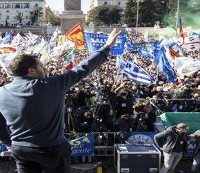 Prawica odbija Włochy