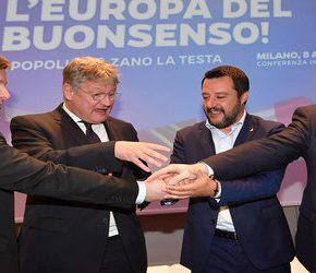Salvini tworzy nową eurogrupę