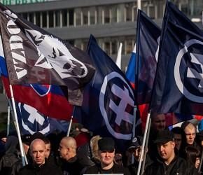Słowacja: Polscy nacjonaliści na pochodzie za niezależną Słowację