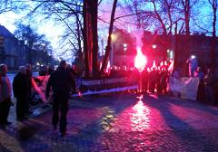 Sandomierz: II Marsz Pamięci Żołnierzy Wyklętych