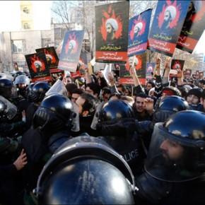 Arabia Saudyjska: Protesty po egzekucji na szyickim duchownym