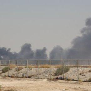 Huti zaatakowali największe saudyjskie pole naftowe